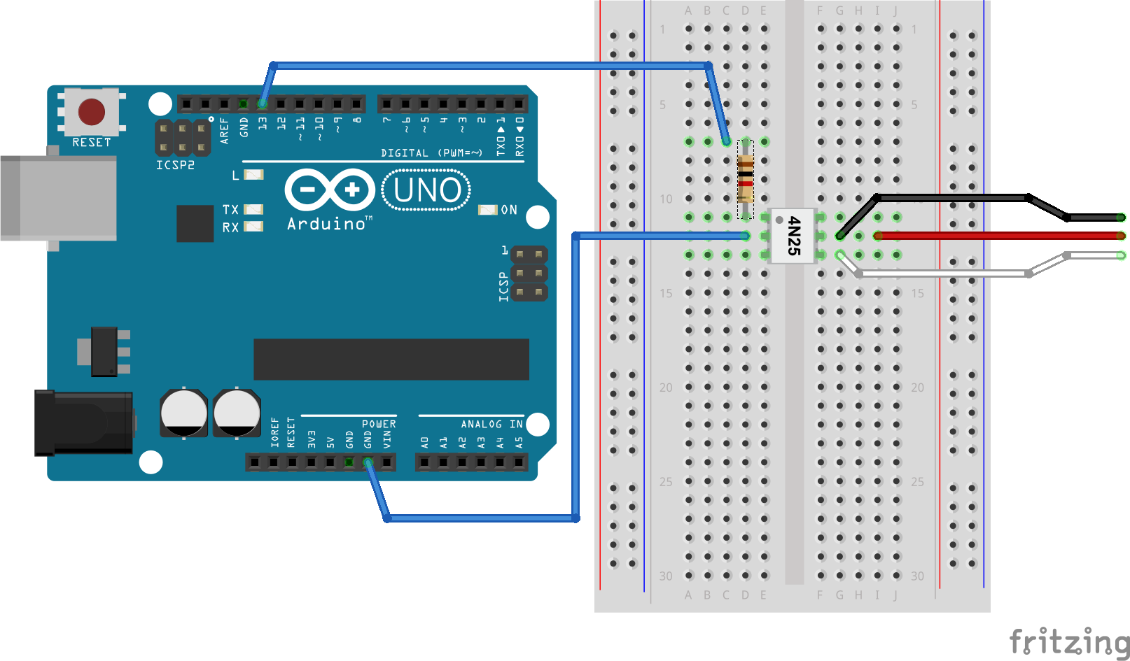 Arduino Transistor Motor Driver: 7 Steps with Pictures